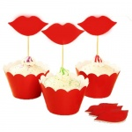 free-shipping-red-font-b-lips-b-font-cupcake-decoration-font-b-paper-b-font-wrappers
