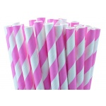 pink-striped-paper-straws