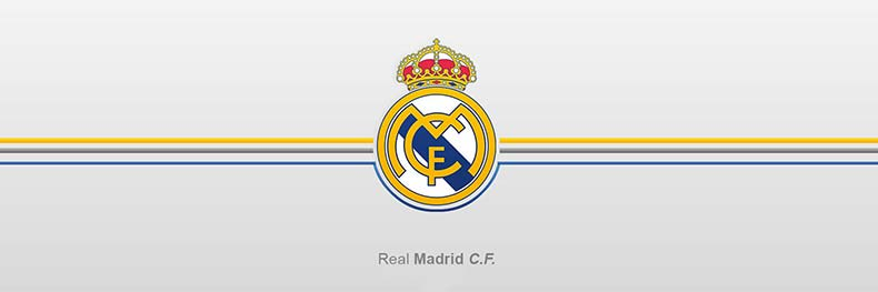 Real Madrid Logo Wallpaper HD Widescreen